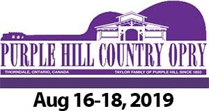 Purple Hill's Bluegrass Opry Reunion