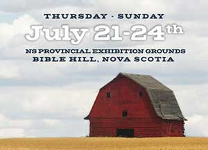 The Nova Scotia Bluegrass Festival