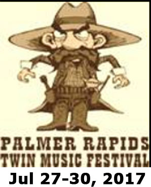 Palmer Rapids Twin Festivals