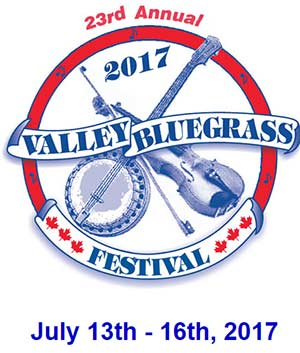 Valley Bluegrass Festival