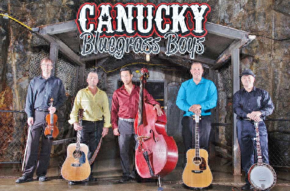 Canucky Bluegrass Boys