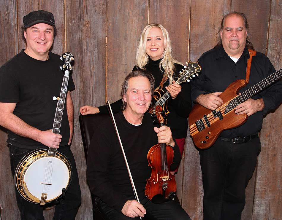 Photo of the Northcross Bluegrass Band