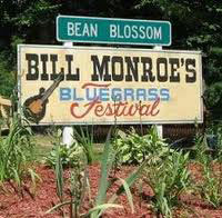 The Beanblossom Bluegrass Festival