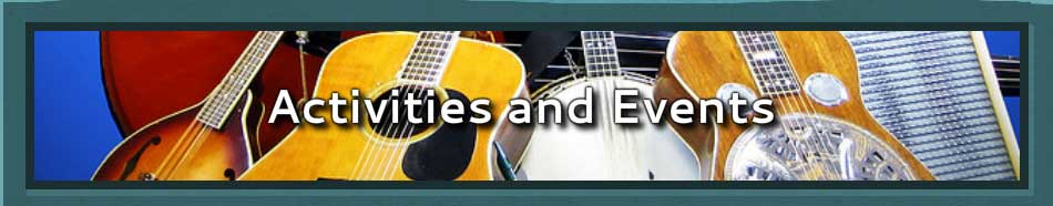 Classic Country & Bluegrass Jamboree