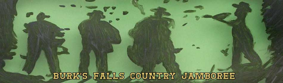 Logo for Burks Falls Country Jamboree