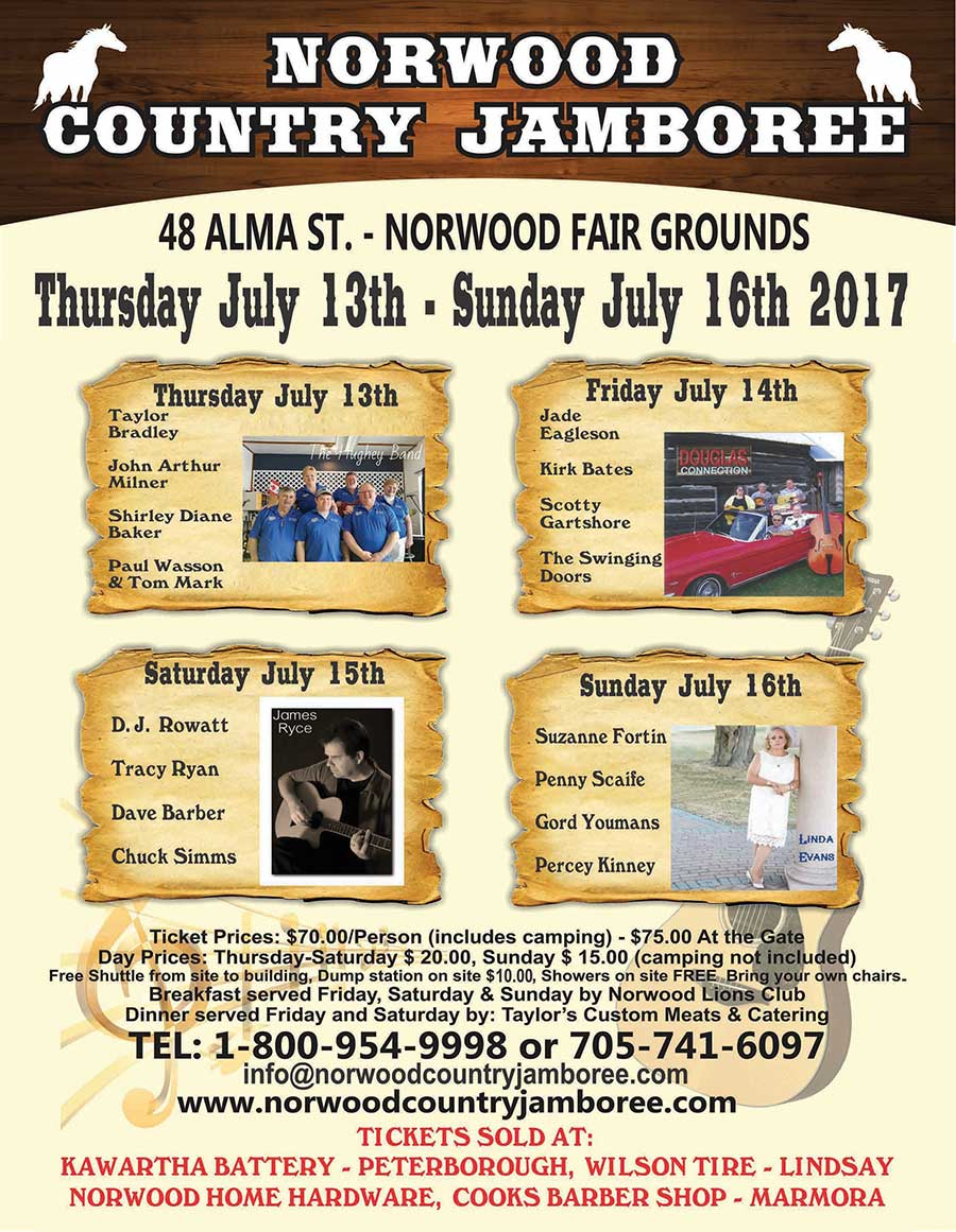 Norwood Country Jamboree